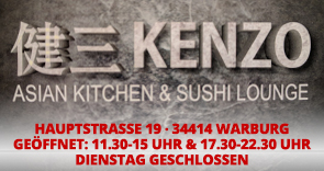 Kenzo Asian Kitchen & Sushi Lounge