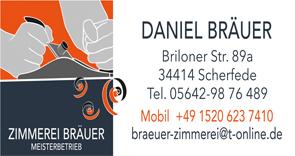 Zimmerei Bräuer