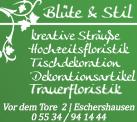 Blüte & Stil
