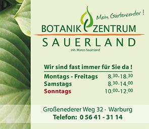 Botanik Zentrum Sauerland e.K.