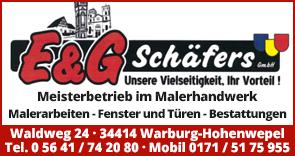 E. und G. Schäfers GmbH