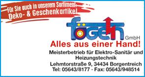 Fögen Elektro Sanitär und Heizungsbau GmbH