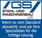 GS Stahl- und Maschinenbau UG