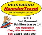 Reisebüro Hamster Travel Inh.Bärbel Knispel