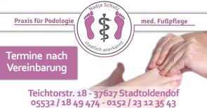 Praxis für Podologie & med. Fußpflege