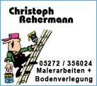 Malerbetrieb Christoph Rehermann