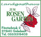 Gasthaus zum Rosengarten